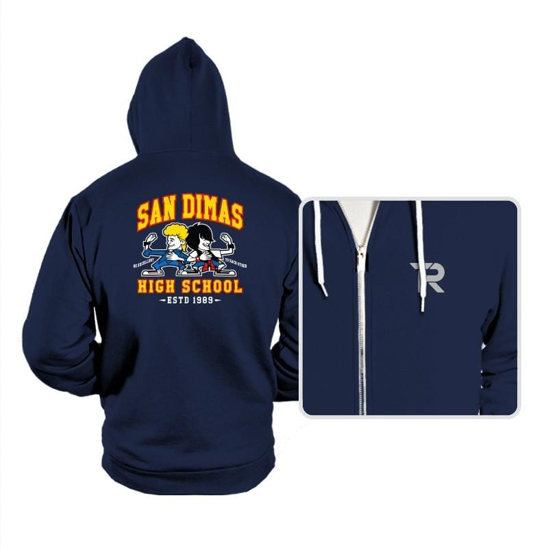 San Dimas High School - Hoodies - Hoodies - RIPT Apparel