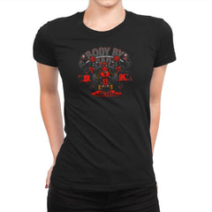 Body by Wade Exclusive - Womens Premium - T-Shirts - RIPT Apparel
