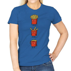Fry Loss - Womens - T-Shirts - RIPT Apparel