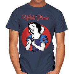 Witch, Please - Mens - T-Shirts - RIPT Apparel