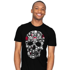 Skulls Time - Mens - T-Shirts - RIPT Apparel