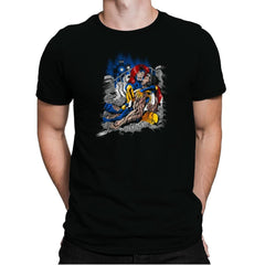Death of Logan Exclusive - Mens Premium - T-Shirts - RIPT Apparel