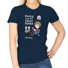 Shiny Danny - Womens - T-Shirts - RIPT Apparel