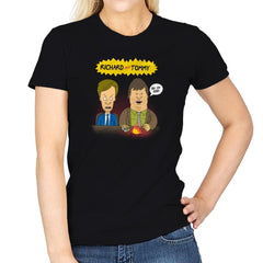 Richard And Tommy Exclusive - Womens - T-Shirts - RIPT Apparel