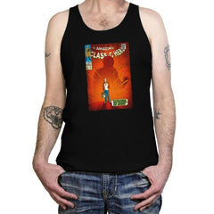 The Amazing Class-C Hero - Tanktop - Tanktop - RIPT Apparel