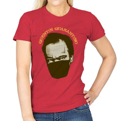Quentin Quarantino - Womens - T-Shirts - RIPT Apparel