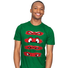 Turtles Through Time - Mens - T-Shirts - RIPT Apparel