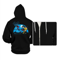 The Fatality Gag - Hoodies - Hoodies - RIPT Apparel