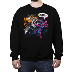 Eaters of Worlds - Crew Neck Sweatshirt - Crew Neck Sweatshirt - RIPT Apparel