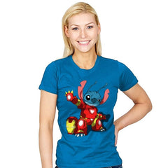 Iron Stitch 2.0 - Womens - T-Shirts - RIPT Apparel