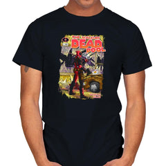 The Walking Merc - Issue 1 Exclusive - Mens - T-Shirts - RIPT Apparel