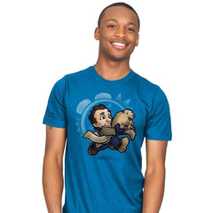 Super Groundhog Bros Exclusive - Mens - T-Shirts - RIPT Apparel