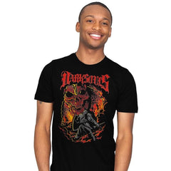 Dark Metal Souls - Mens - T-Shirts - RIPT Apparel