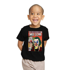 Smile Clown - Youth - T-Shirts - RIPT Apparel