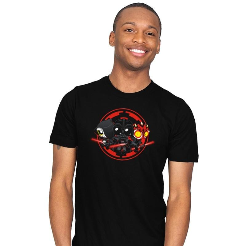 Dark Side  - Miniature Mayhem - Mens - T-Shirts - RIPT Apparel