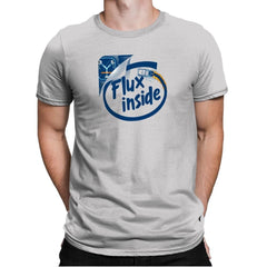 Flux Inside Exclusive - Mens Premium - T-Shirts - RIPT Apparel