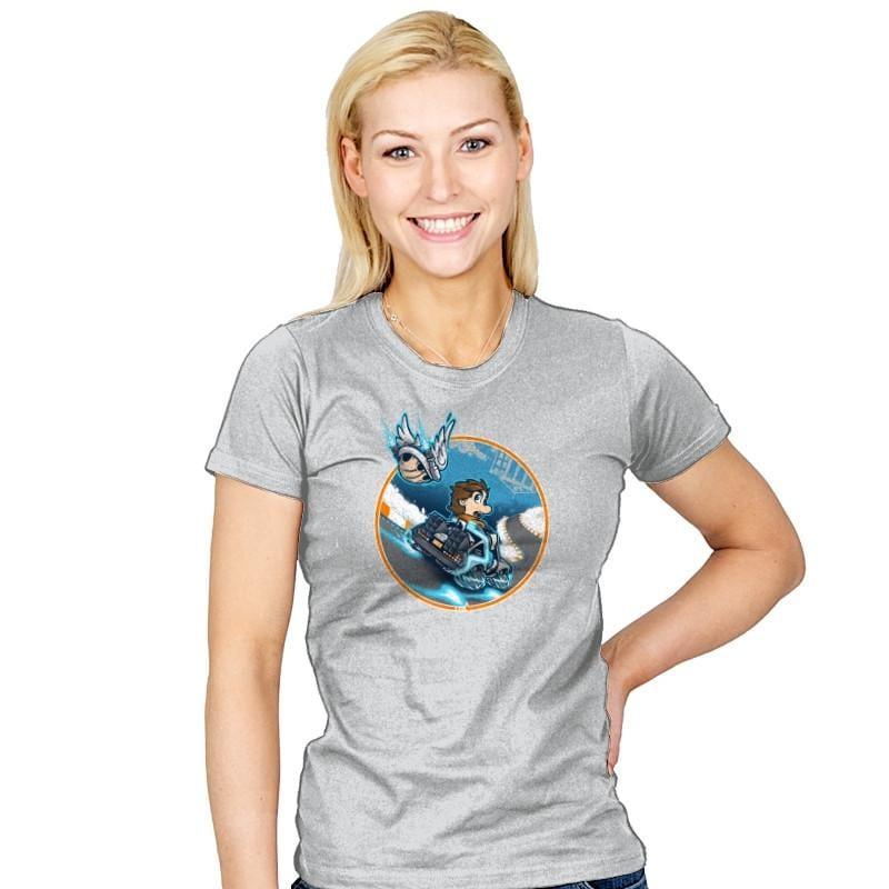 Marty Kart 88 - 80s Blaarg - Womens - T-Shirts - RIPT Apparel