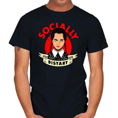 Socially Distant - Mens - T-Shirts - RIPT Apparel