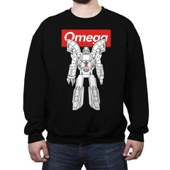 O Supreme - Crew Neck Sweatshirt - Crew Neck Sweatshirt - RIPT Apparel