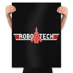 Top Tech - Prints - Posters - RIPT Apparel