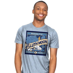 Bluth Moon - Mens - T-Shirts - RIPT Apparel