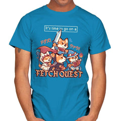 Fetch Quest - Mens - T-Shirts - RIPT Apparel
