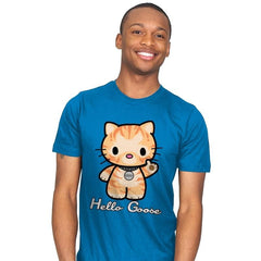 Hello Goose - Mens - T-Shirts - RIPT Apparel