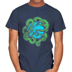 Monster of the Deep - Mens - T-Shirts - RIPT Apparel