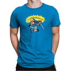 Cowabungholio Exclusive - Mens Premium - T-Shirts - RIPT Apparel