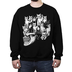 Lucky 13 - Crew Neck Sweatshirt - Crew Neck Sweatshirt - RIPT Apparel