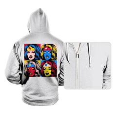 Pop Wonder - Hoodies - Hoodies - RIPT Apparel