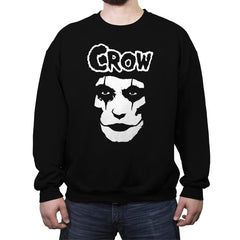 Crowfits - Crew Neck Sweatshirt - Crew Neck Sweatshirt - RIPT Apparel