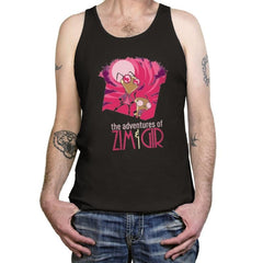 The Adventures of Zim & Gir - Tanktop - Tanktop - RIPT Apparel