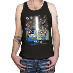 2001: A Space Madness Odyssey Exclusive - Tanktop - Tanktop - RIPT Apparel