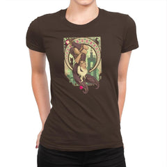Gravity Poetry Exclusive - Womens Premium - T-Shirts - RIPT Apparel