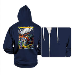 Return of Immortal Mumm-ra - Hoodies - Hoodies - RIPT Apparel