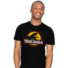 Wakanda Park - Mens - T-Shirts - RIPT Apparel