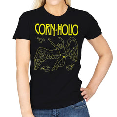 Corn Holio - Womens - T-Shirts - RIPT Apparel