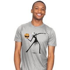 Pumpkin Thrower - Mens - T-Shirts - RIPT Apparel