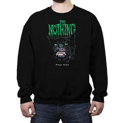 Start Nothing - Crew Neck Sweatshirt - Crew Neck Sweatshirt - RIPT Apparel