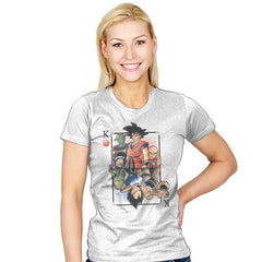Naipe Ball - Womens - T-Shirts - RIPT Apparel