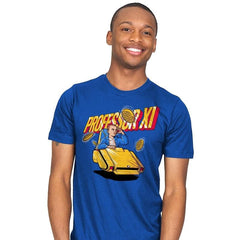 Professor XI Exclusive - Mens - T-Shirts - RIPT Apparel