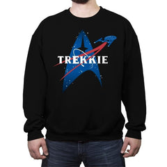 TREKA - Crew Neck Sweatshirt - Crew Neck Sweatshirt - RIPT Apparel