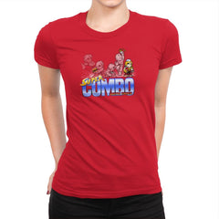 Super Combo With Fries Exclusive - Womens Premium - T-Shirts - RIPT Apparel
