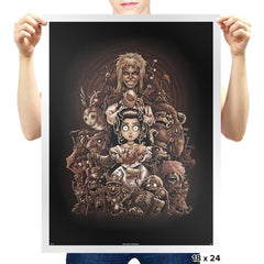 Thirteen Hours - Prints - Posters - RIPT Apparel