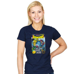 Ranger Rampage Exclusive - Womens - T-Shirts - RIPT Apparel
