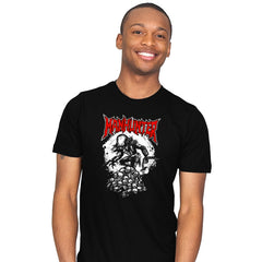 Manhunter - Heavy Metal Machine - Mens - T-Shirts - RIPT Apparel