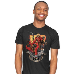 The Humanoid Typhoon - Mens - T-Shirts - RIPT Apparel