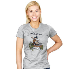 Galvin and Krobbes - Kamehameha Tees - Womens - T-Shirts - RIPT Apparel