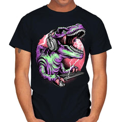 Dino Rage - Mens - T-Shirts - RIPT Apparel